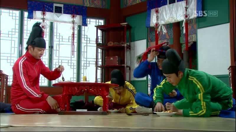 Сериалы корейские - 10 - Страница 7 Roof20-00414