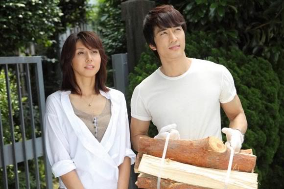 Song Seung Heon Ghost_9