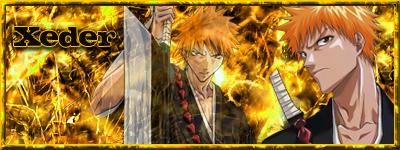 [Assinatura & Avatar] Xeder - Bleach - Dourado SignBleach