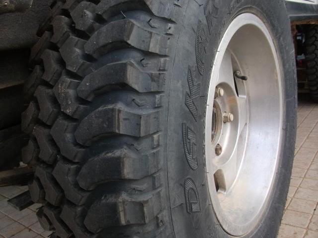 Insa Turbo Dakar 235-85 R16 [vendidos] DSCF2405