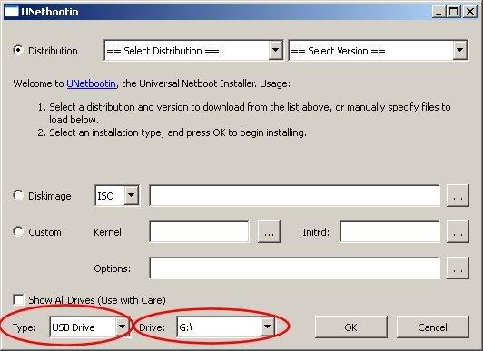 Cum sa faci stick USB bootabil cu Linux, usor si rapid Image05