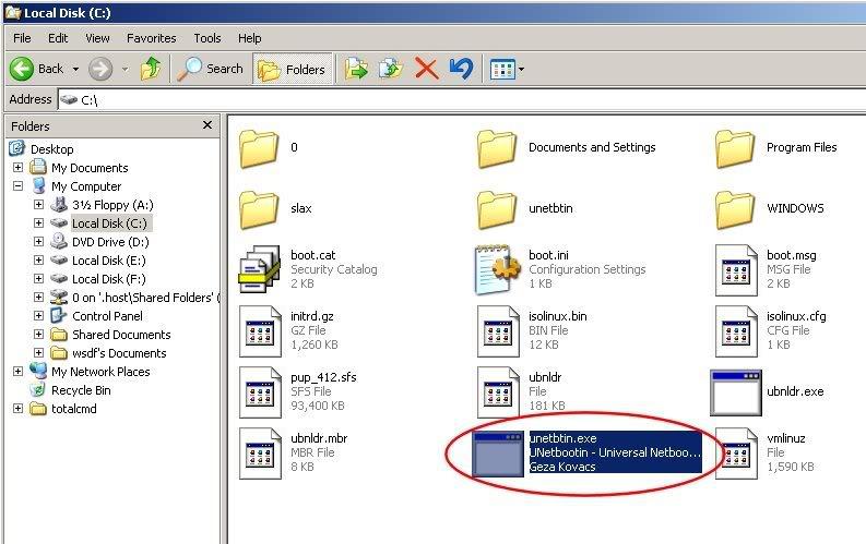 Cum sa faci stick USB bootabil cu Linux, usor si rapid Image12