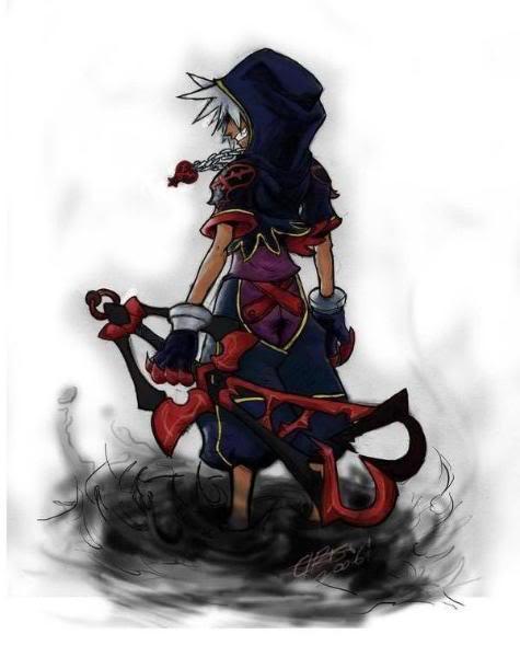 Kingdom Hearts RP Stats 58