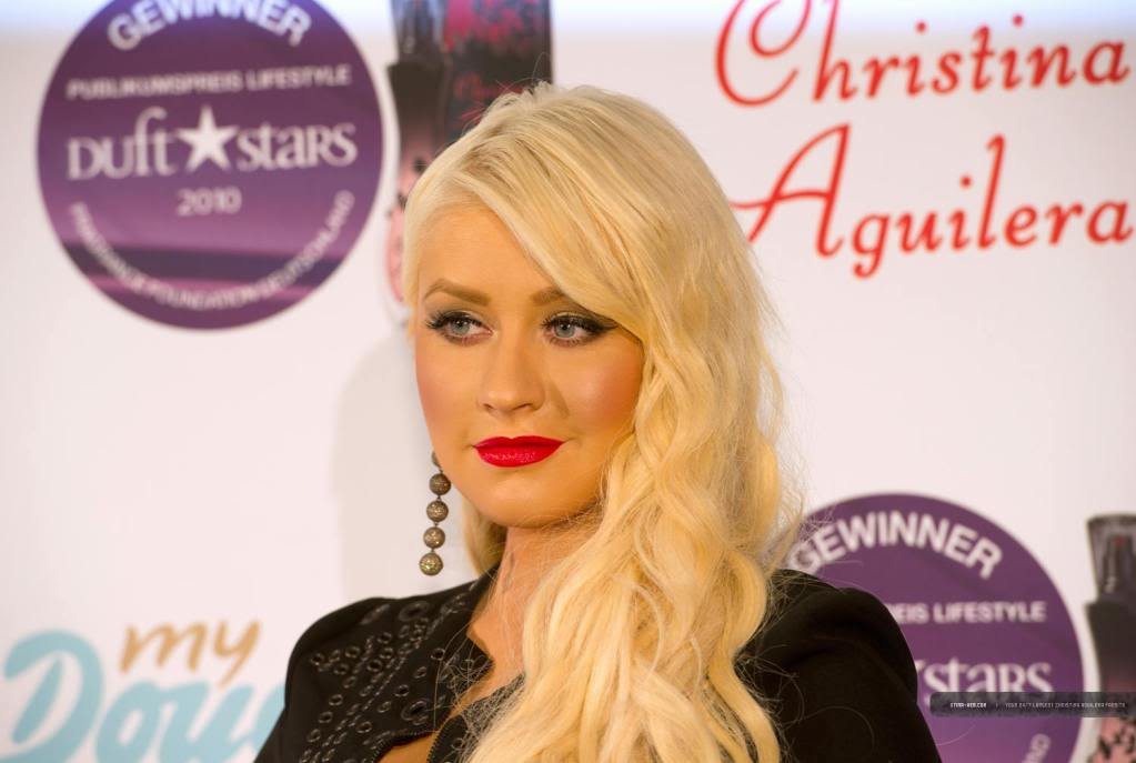 "Xtina ""Secret Potion"" Fragrance Munich Launch [HQ] 03-2"
