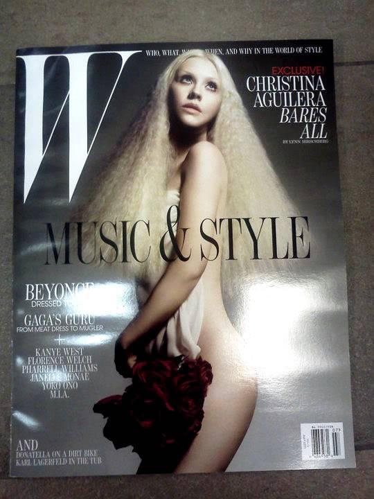 W Magazine! OMG!! 321259975