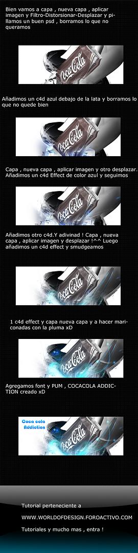 Tuto coca cola Tuto-coca