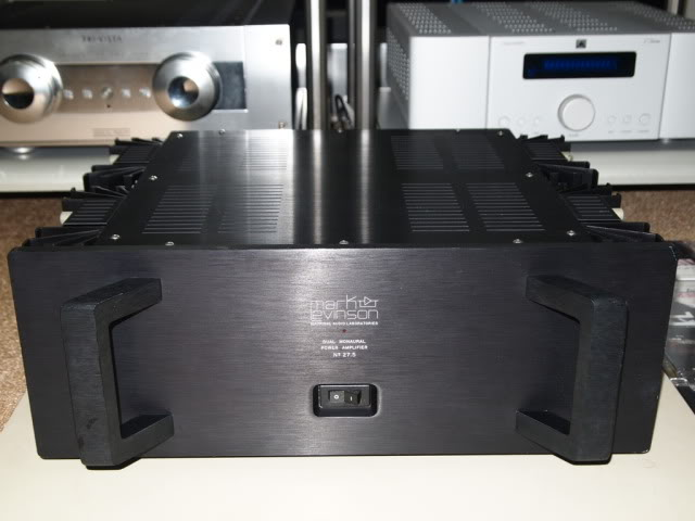 Mark Levinson No 27 5 Power Amplifier。(Used)。~Sold