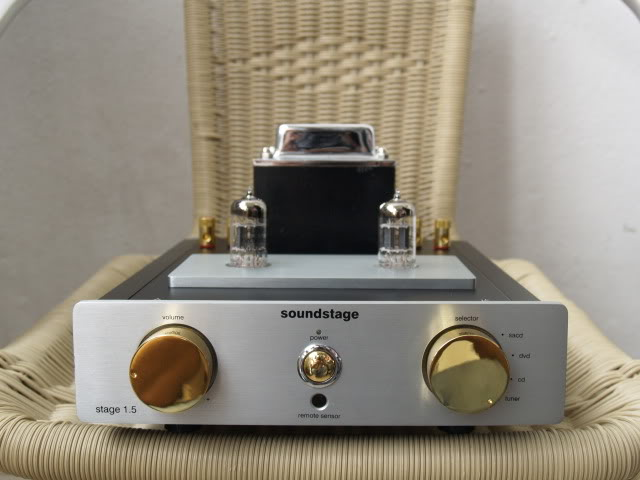Soundstage Stage 1.5 integrated amp (Used) SOLD _1010231