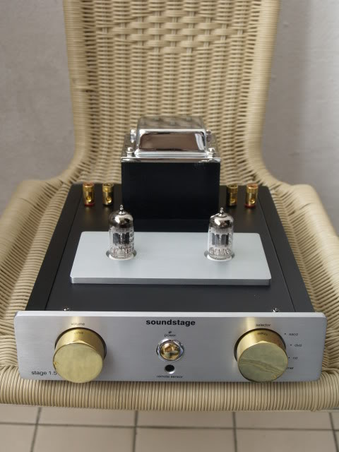 Soundstage Stage 1.5 integrated amp (Used) SOLD _1010232