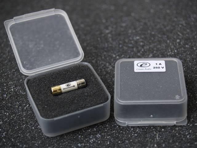 Create Audio audio-grade fuses (New) _1010270