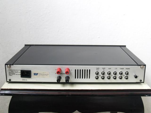 sugden a25b integrated amplifier used sold. Black Bedroom Furniture Sets. Home Design Ideas