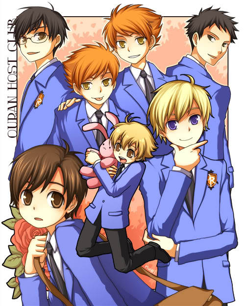 ouran high school host club rpg