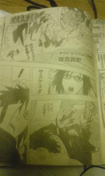Naruto New Chapter! Hot hot! 1Medium