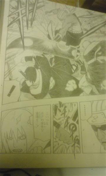 Naruto New Chapter! Hot hot! 2Medium