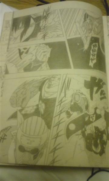 Naruto New Chapter! Hot hot! 3Medium