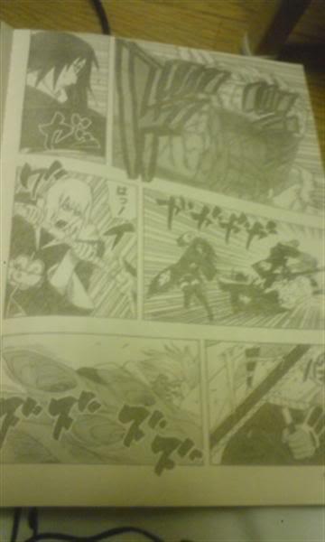 Naruto New Chapter! Hot hot! 4Medium
