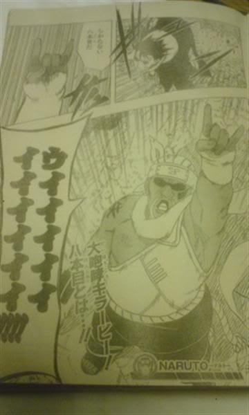 Naruto New Chapter! Hot hot! 8Medium