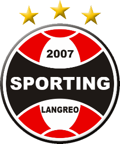 Escudo Sporting de Langreo Sporting_Langreo