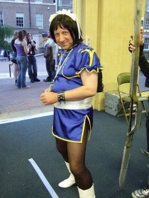 chun lee cosplay moche Pictures, Images and Photos