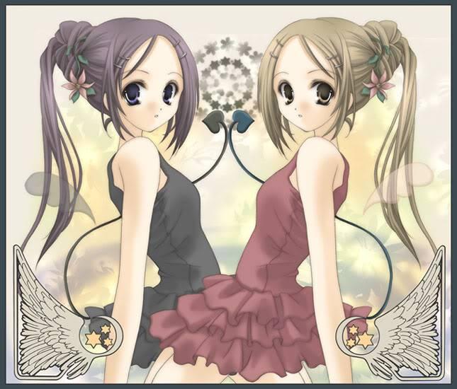Noir and Blanc - Twins Anime_twins_fav4