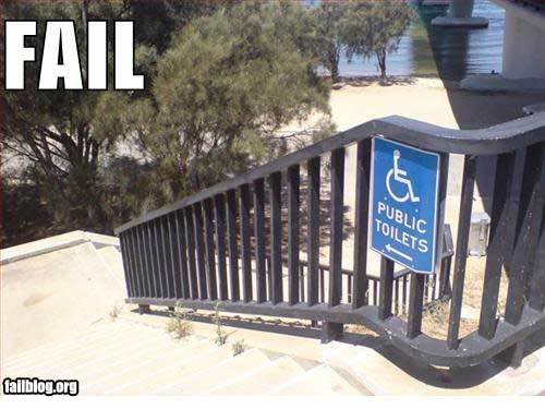 The official thread of lulz. HandicapAccessible