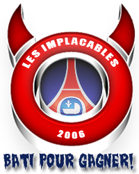 [Logos] Créations de Melvin Flynt Implacables