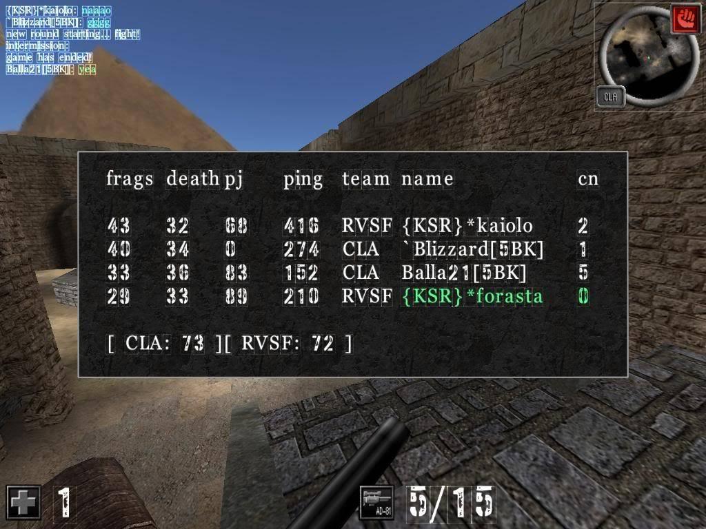 Clan Match....Vs {KSR} Screenshot_14324392
