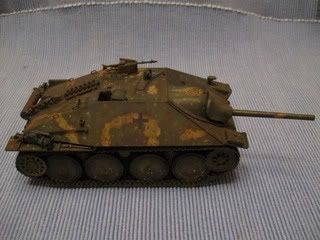 Mike's Build: 1/35 Tamiya Hetzer (Mid) Hetzer1