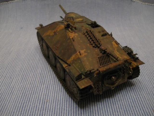 Mike's Build: 1/35 Tamiya Hetzer (Mid) Hetzer2