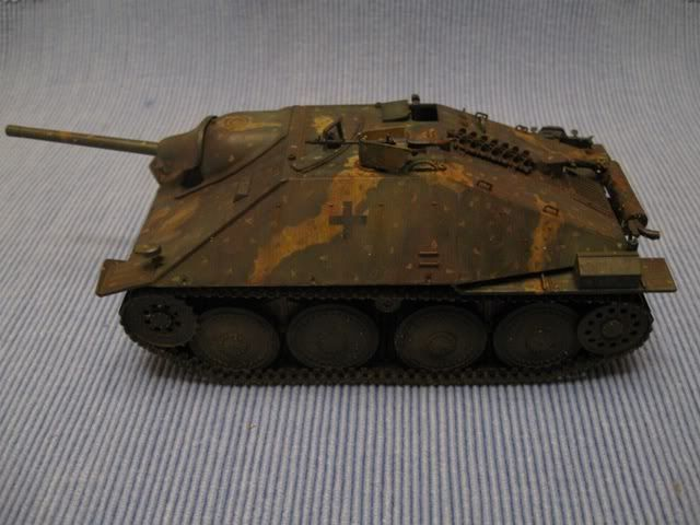 Mike's Build: 1/35 Tamiya Hetzer (Mid) Hetzer4