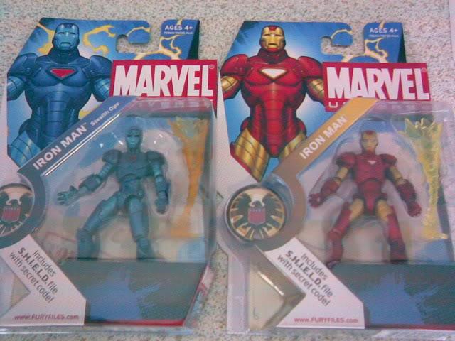 Marvel UNIVERSE : figurines marvel au 1/18è Image037-1