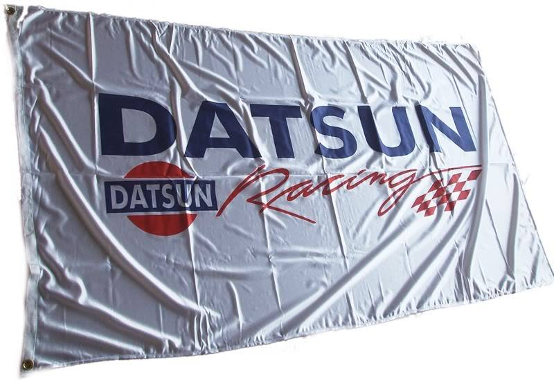Datsun flag for sale Datsun