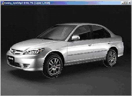Tutorial 'Tunar' carros 4-11