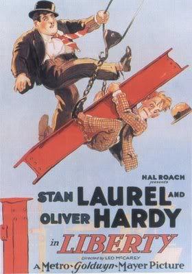مجموعه من  افلام لوريل وهاردي Laurel and Hardy Liberty
