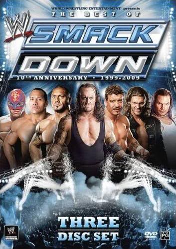 DVD The Best Of Smackdown 1999-2009 2-2