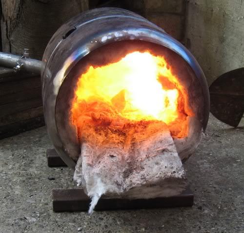 kovacka pec na staro motorno ulje 1-1
