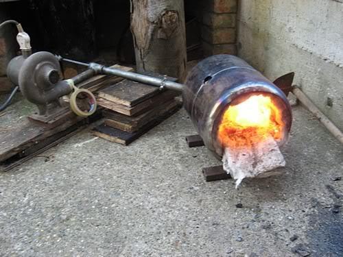 kovacka pec na staro motorno ulje 2-1