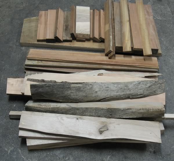 malo drva Drva