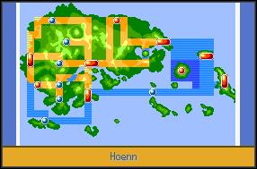 Region Tournament! Hoenn