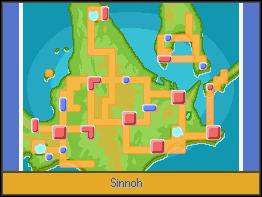 Region Tournament! Sinnoh