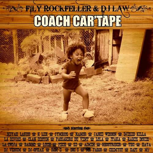 "FILY ROCKFELLER - ""Coach Car'Tape Volume 1"" CoachCarterMixtape_500"