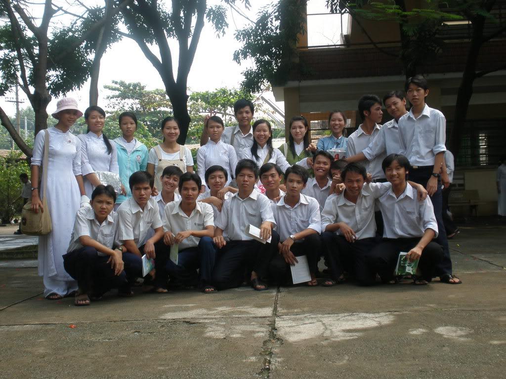 lớp 12a3 pro
