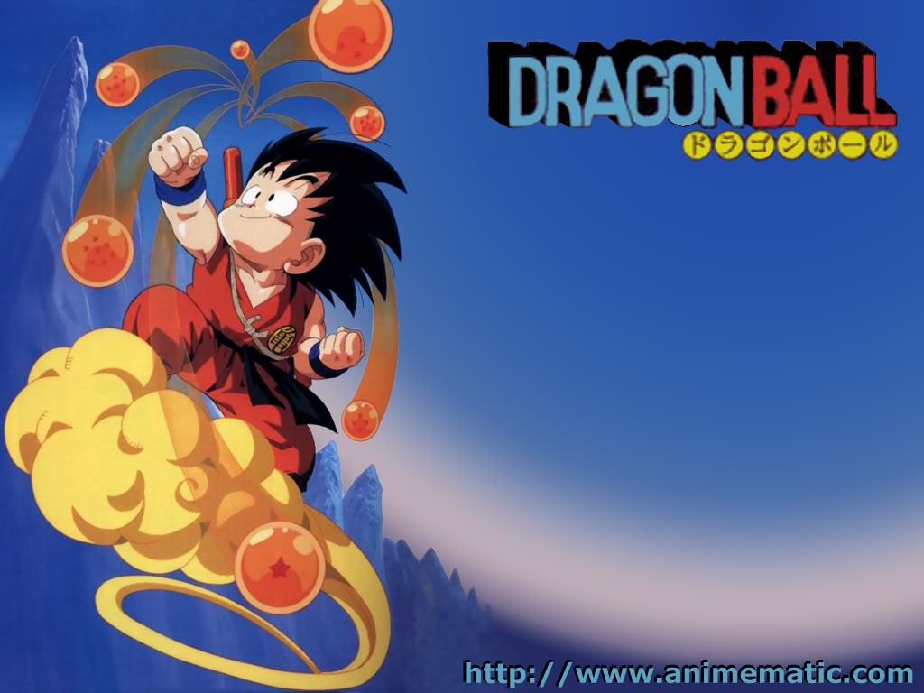 Trama:Dragon Ball Wall237