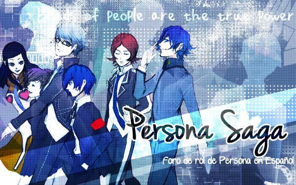 Persona Saga