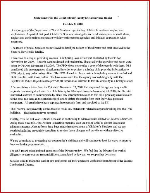 Shaniya Nicole Davis (5)   R.I.P. - Page 5 10-8-10dss-statement