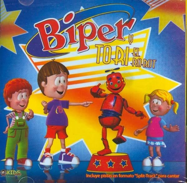 Biper y Tori El Robot (2011) BiperYToriElRobot2011DescargarGratis