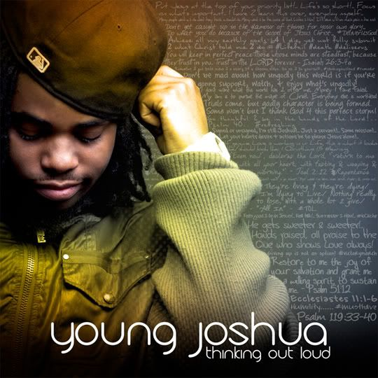 """Young Joshua - """"Thinking Out Loud"""" (Special Edition) 2011 YoungJoshua-ThinkingOutLoudSpecialEdition"""