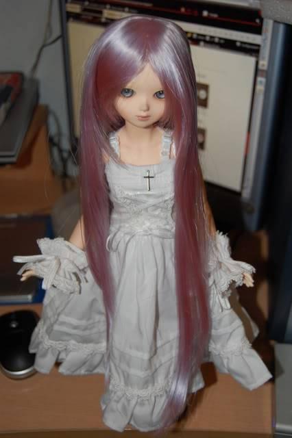 Algunas de mis fotos favoritas de Athena cuando llego. DSC_0620