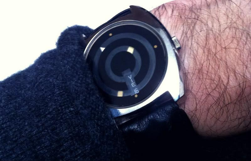 La montre du vendredi 16 décembre 2011 NoBRRadar