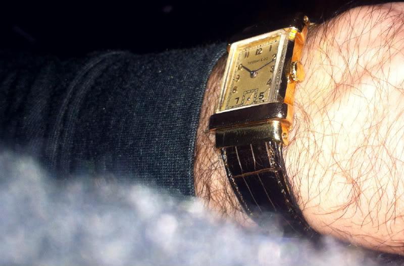 La montre du vendredi 17 février 2012 TopHat